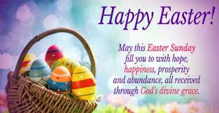 Easter -1