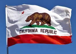 CA Republic Flag