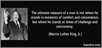 MLK-Man Measure