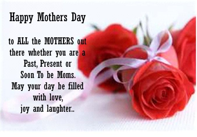 Mother's Day-all